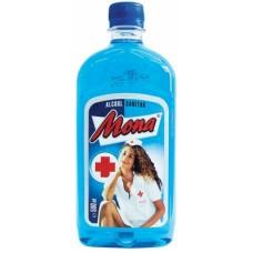 ALCOOL SANITAR MONA 0.5L 70%
